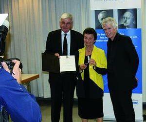 Altstadträtin Gertrud Stihler geehrt